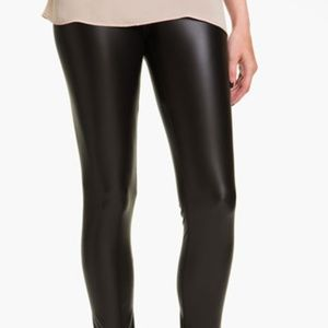 b215e254e6d55 Mimi Chica Faux Leather Leggings (Juniors) S Med